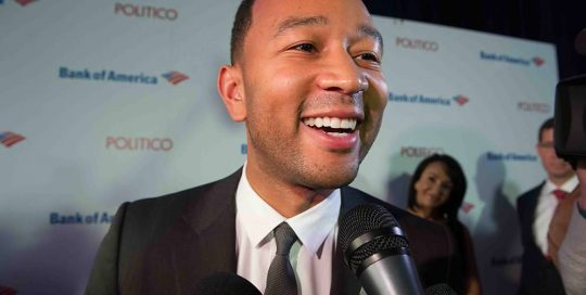 John Legend in Washington DC. Event Photography
