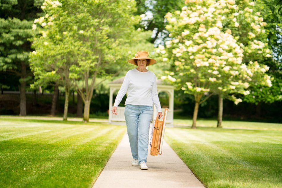 Senior lifestyle Photography