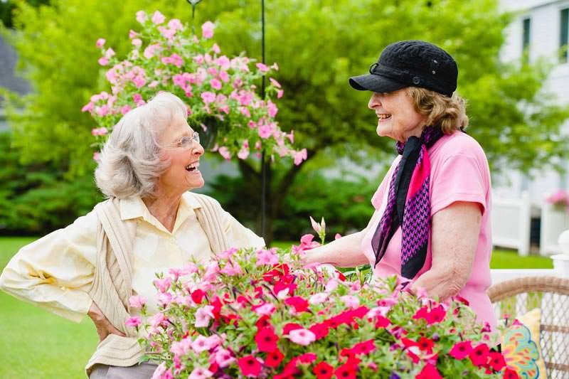 senior lifestyle photos