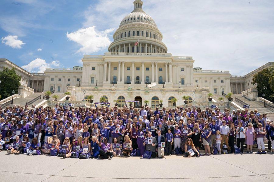 Hill visit advocacy lobbying photography