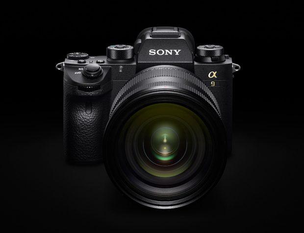 sony a9 mirrorless camera
