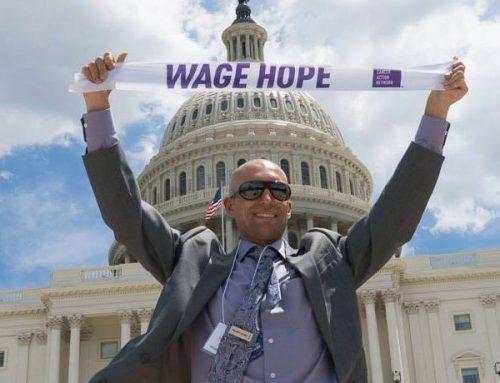 Advocacy Hill visit Lobbying Day