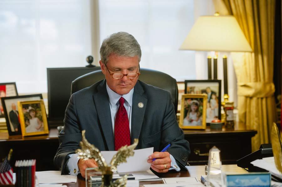 Representative Michael McCaul