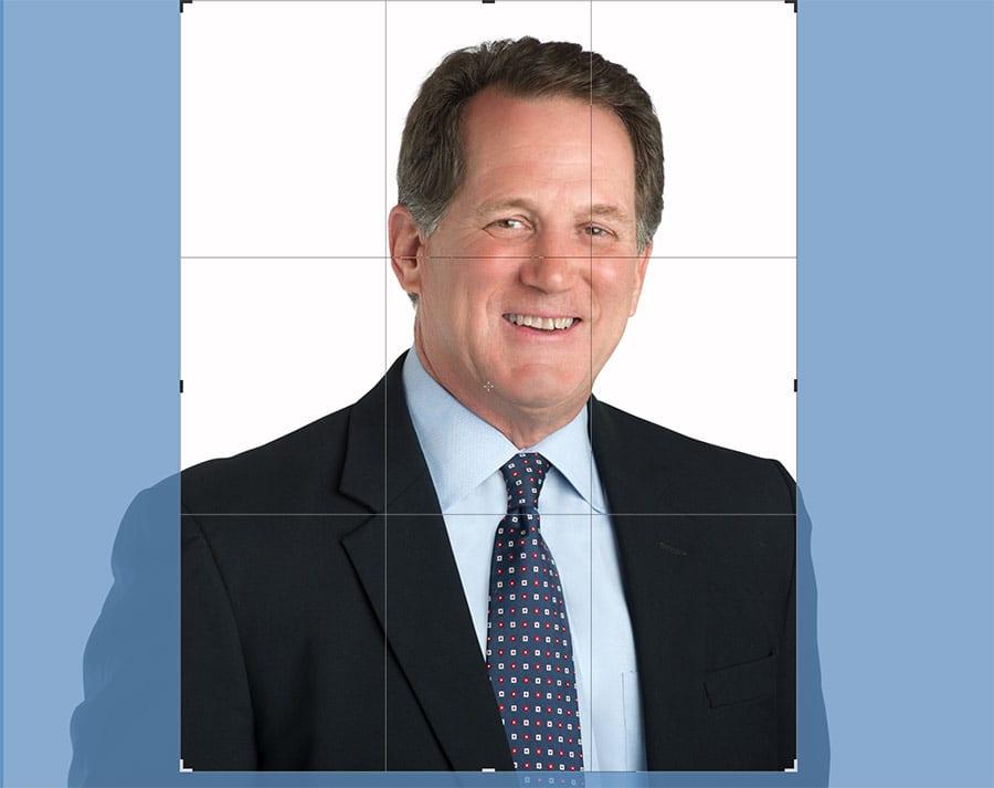 LinkedIn headshot photo size. how to resi
