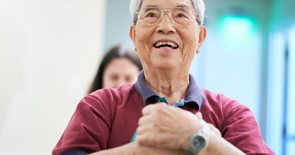 retirement senior living marketing photography